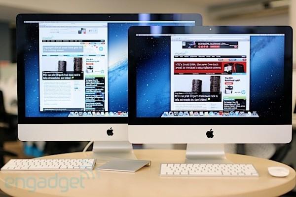nuevo iMac 2012 imagen y sonido
