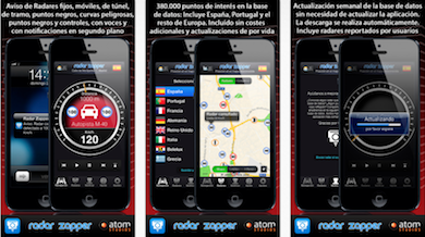 Radar Zapper-app-ios-390x218