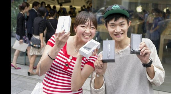 iPhone-apple-Is-No-1-in-Japan