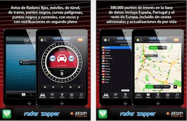 Radar Zapper iPad HD