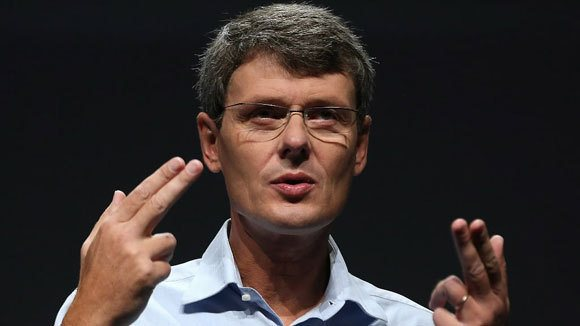 "EL CEO de BlackBerry: ""El momento del iPhone ya ha pasado"""