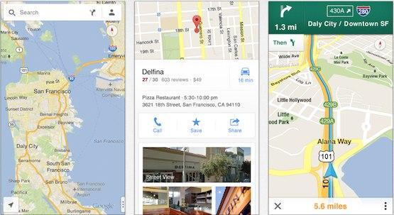 google-maps-ios-itunes