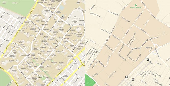 Google negocia con Apple para que Google Maps vuelva a estar predeterminada en IOS