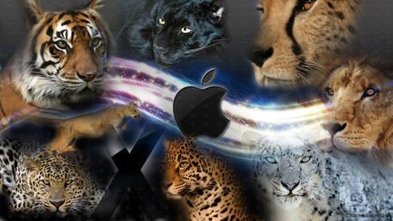 Mac OS X 10.9 WWDC 2013