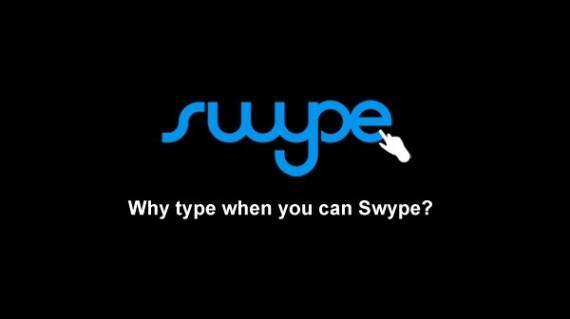 Swipe-teclado