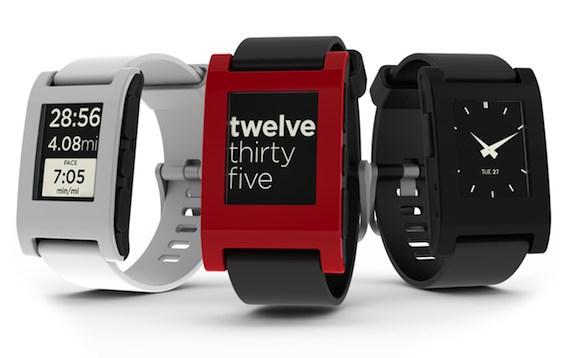 Nuevo firmware Pebble 1-11