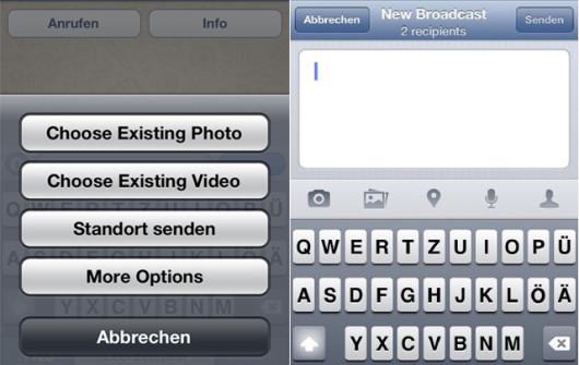 WhatsApp 3.0 para iPhone-3