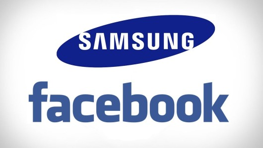 Samsung y Facebook