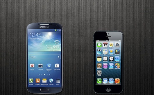 apple-iphone-samsung-s4