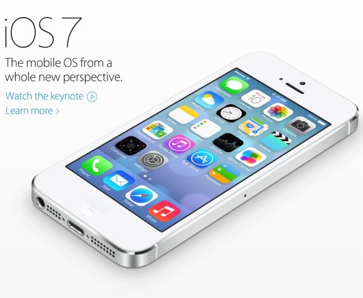 ios 7 de Apple