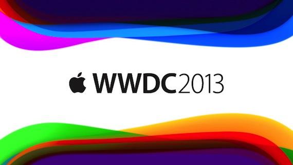 La KeyNote de Apple en la WWDC 2013 en Directo