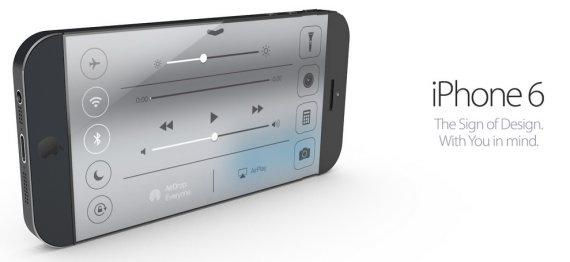 iPhone con pantalla más grande
