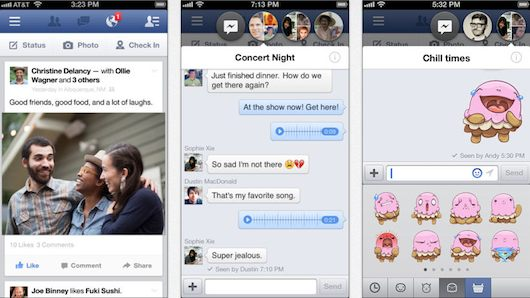 facebook-para-iphone