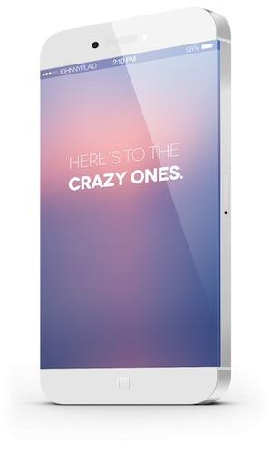 iPhone 6 el mejor concepto hasta ahora.