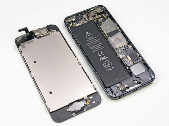 3-Batería del iPhone 5S iOSMaces-2