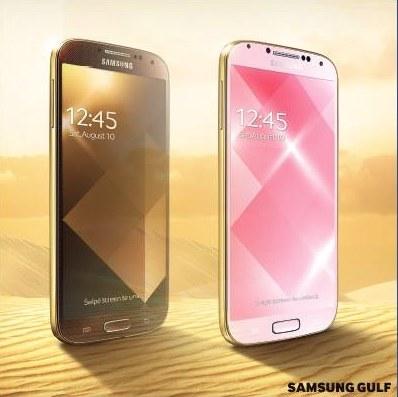 un-galaxy-s4-oro-marron