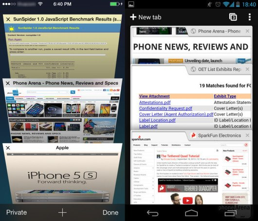 iOS-7-vs-Android-4.3-16-530x455