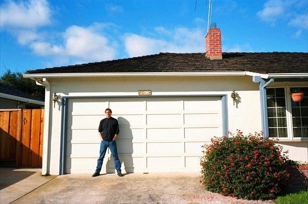 casa de la infancia de Steve Jobs