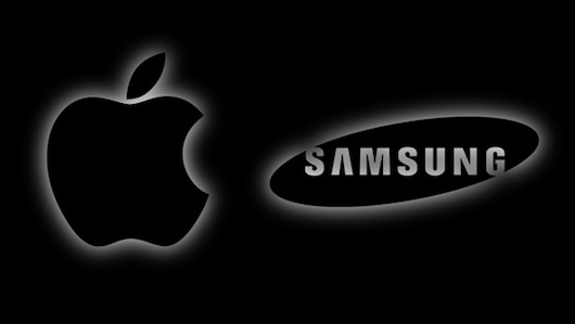 Apple-y-Samsung-logo