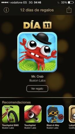 Mr. Crab-iosmac