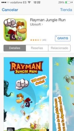 Rayman Jungle Run-1-iosmac