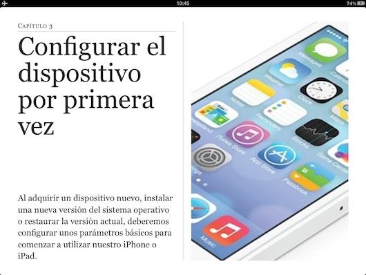 iBooks iOS 7 Todo lo que siempre has querido saber sobre tu iPhone y iPad