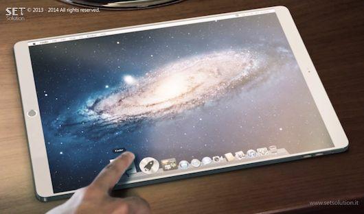 El nuevo iPad Pro, al filo del MacBookAir