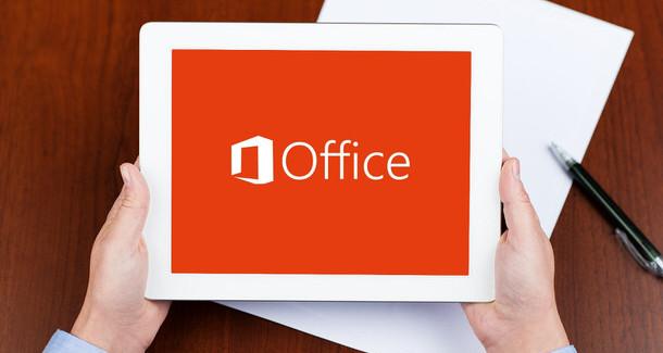Microsoft actualiza Word,Powerpoint y Excel con notables mejoras en iOS