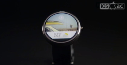 Android Wear-iosmac