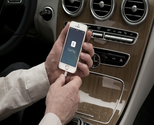 Mercedes-Benz muestra la integración de CarPlay-iosmac-1