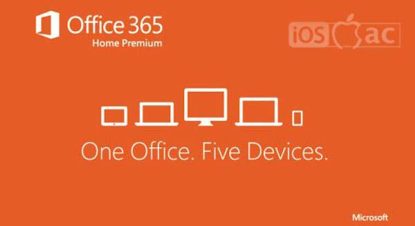 Office para iPad-iosmac
