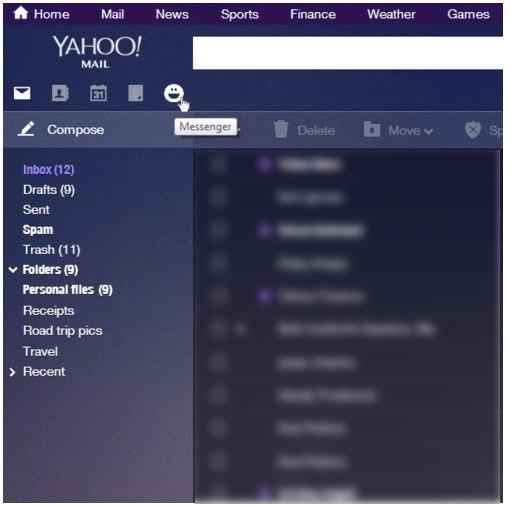 Yahoo-Mail-web-interface-iosmac