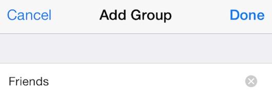 crear grupos de contactos en el iPhone-2-iosmac