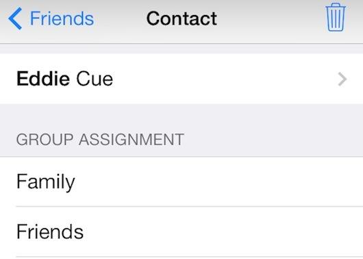 crear grupos de contactos en el iPhone-7-iosmac