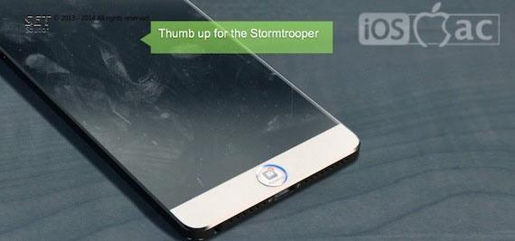 iPhone 6, el sueño continúa: Botón Home con notificaciones y la pantalla holográfica interactiva | Concepto [Vídeo]