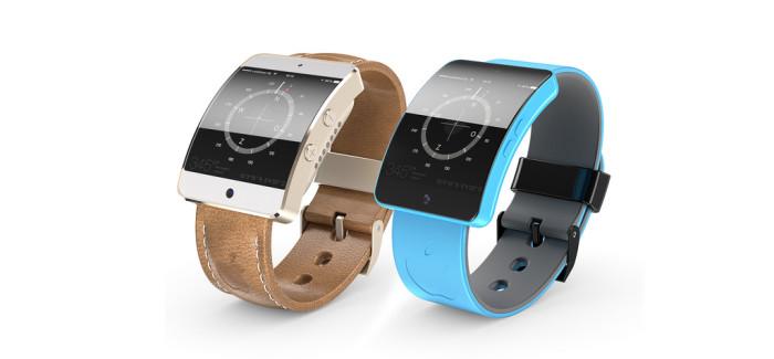 Concepto iWatch del diseñador Martin Hajek