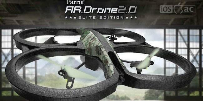 AR.Drone 2.0-parrot-iosmac