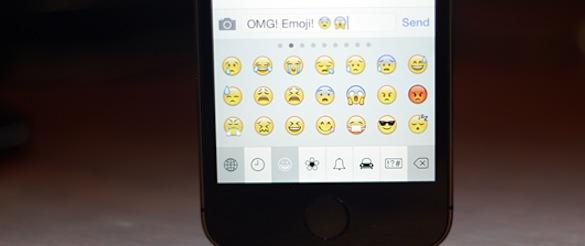 Cómo activar el teclado Emoji en iOS 7