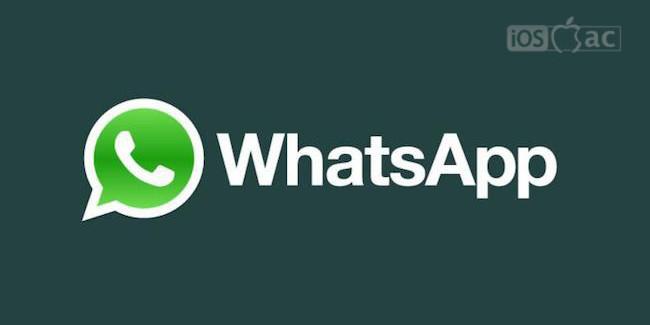 Nuevas funciones de WhatsApp filtradas-iosmac