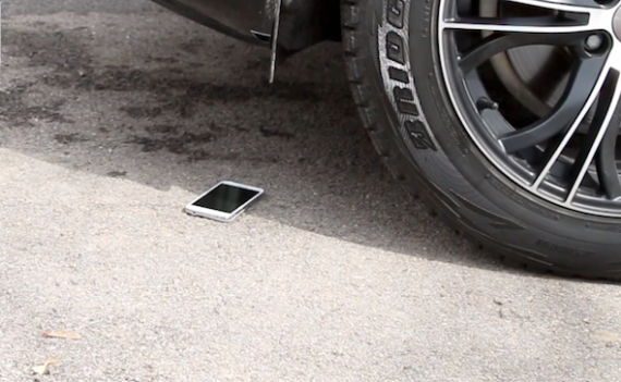 Test-Caidas-S5-S4-Samsung-Coche