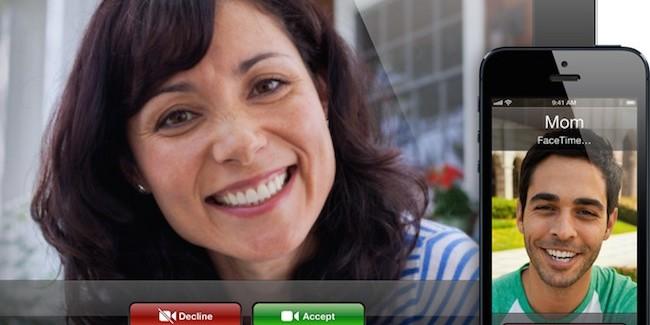 Problema con FaceTime a los usuarios de iOS 6