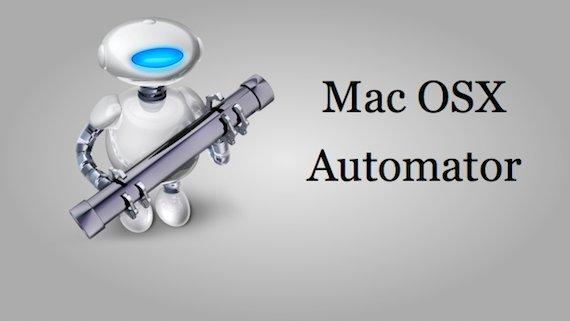 mac-osx-Automator automator