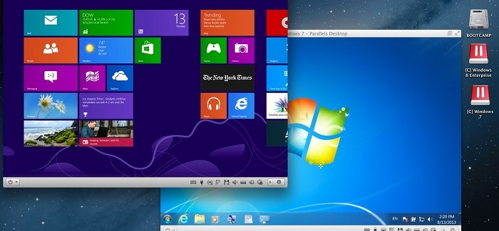 Cómo ejecutar aplicaciones de Windows en Mac OS X