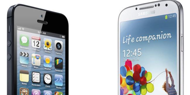 lector-huellas-samsung-galaxy-s4-vs-apple-iphone-5