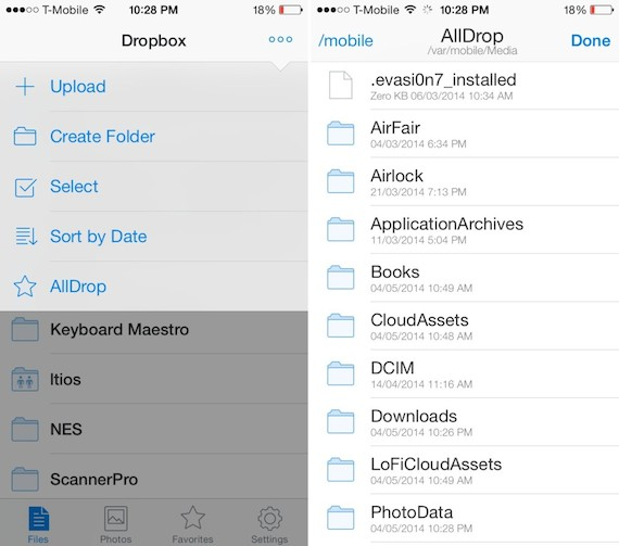 AllDrop-Dropbox-iosmac
