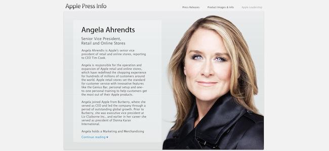 Angela Ahrendts-apple-iosmac
