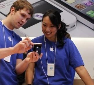 El diseño de las Apple Store, próximamente patentados…