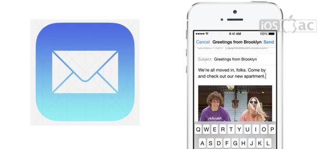 iCloud en peligro por un bug de la app Mail en iOS