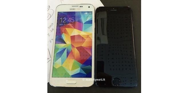 iphone-6-vs-S5-iosmac