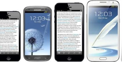 iPhone 6 de 4,7 pulgadas puede llegar a los comercios en Agosto